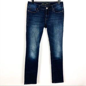 Mavi | Emma Skinny Darkwash Low Rise Jeans